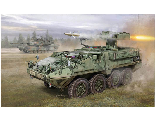 Trumpeter 00399 M1134 Stryker Anti Tank Guided Missile (ATGN)