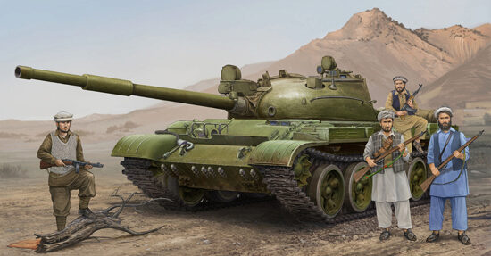 Trumpeter  01551 1/35 T62 Modell 1975