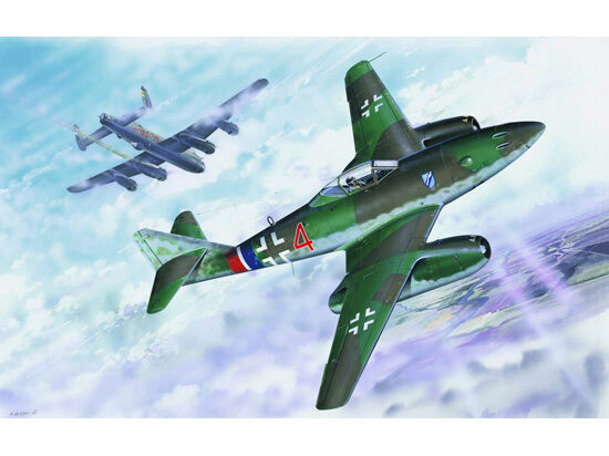 Trumpeter  02235 1/32 Me 262 A-1a