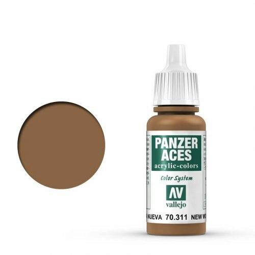 Vallejo 70311 Panzer Aces Neues Holz, 17 ml