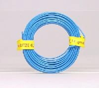 Kabel blau Litzenkabel 0,14 mm², 10 m , blau