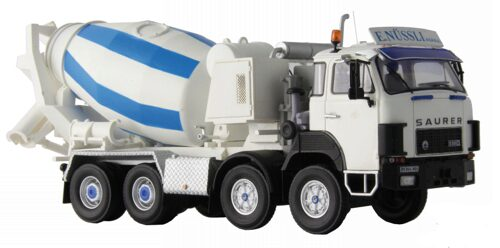 ACE 005513 Saurer D330 8x4 Zivil Version Betonmischer
