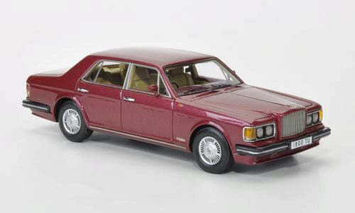 NEO 161125 Bentley Turbo R met.-rot RHD