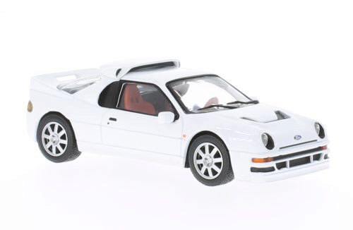 White-Box 186651 Ford RS 200 weiss
