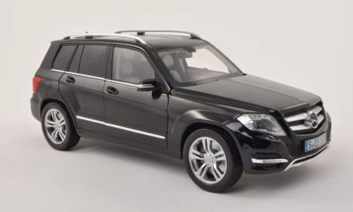 Welly 194624 Mercedes GLK schwarz (GTA Edition)