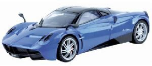 Welly 201913 Pagani Huayra blau