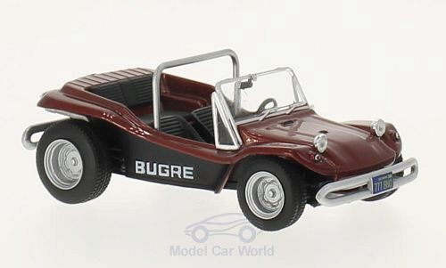 White-Box 203040 Bugre Buggy, metallic-rot