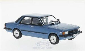 White-Box 210273 Ford Taunus TC2 Brillant, metallic-blau