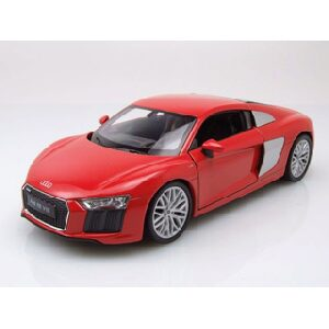 Welly 211207 Audi R8 V10, rot
