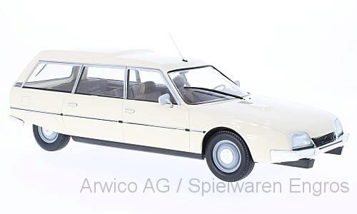 MCG 214986 Citroen CX 2500D Super Break Serie I, beige