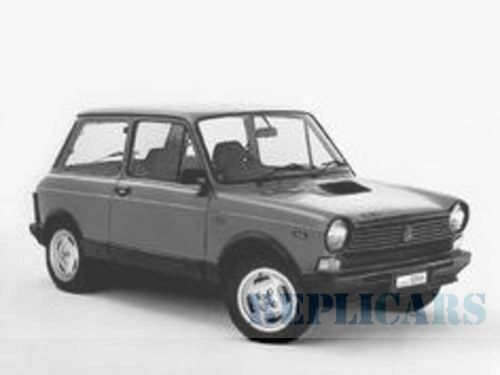 White-Box 216954 Autobianchi A112 Abarth