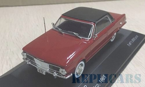 White-Box 217261 Chrysler Valiant Acapulco, rot