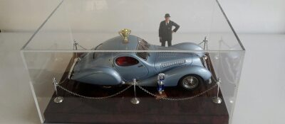 CMC A-018 CMC Talbot Lago Exhibition schowcase, Limited Edition 500 pcs.