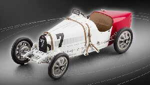 CMC M-100-003 Bugatti  T35, Poland, Limited Edition 2.000 pcs.