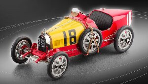 CMC M-100-016 Bugatti  T35, Spain, Limited Edition 2.000 pcs.