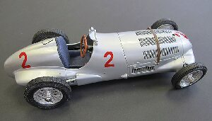 CMC M-114 Mercedes- Benz W125, GP Donington, 1937 #2 Lang  Limited Edition 1,000 pcs.