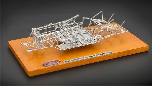 CMC M-122 Maserati Tipo 61 Birdcage, Space Frame Limited Edition 2,000 pcs.