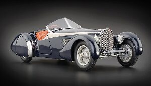 CMC M-136 Bugatti 57 SC Corsica, 1938 The Award-Winning Version, Limited Edition 3,000 pcs.