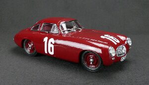 CMC M-160 Mercedes-Benz 300 SL Great Price of Bern, 1952 #16 red Limited Edition 1,500 pcs.