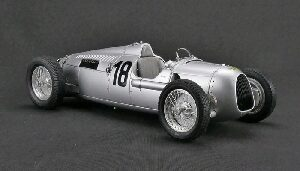 CMC M-161 Auto Union Type C #18 Bernd Rosemeyer Eifel Race, 1936 Limited Edition 1,500 pcs.