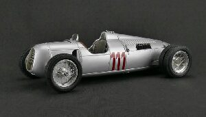 CMC M-162 Auto Union Type C Hill Climb Version #111 Schau ins Land, 1937 Limited Edition 1,500 pcs.
