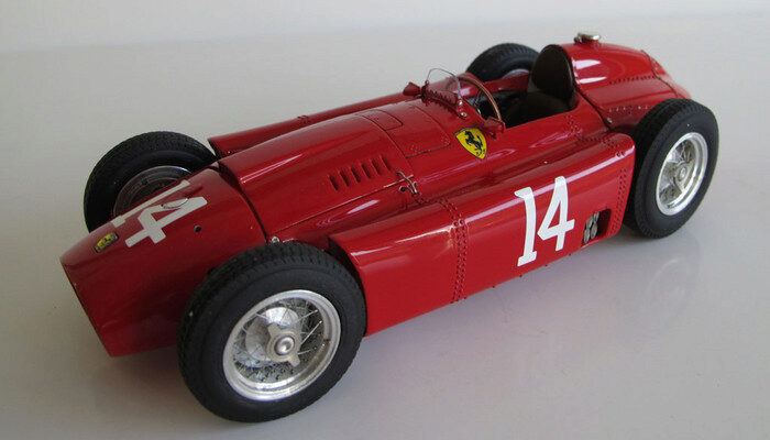 CMC M-182 Ferrari D50, 1956 GP France #14 Collins, Limited Edition 1,500 pcs.