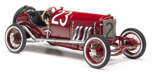 CMC M-186 Mercedes-Benz Targa Florio, 1924, red #23 Alfred Neubauer / Ernst Hemminger 3rd place, Limited Edition 1,000 pcs.