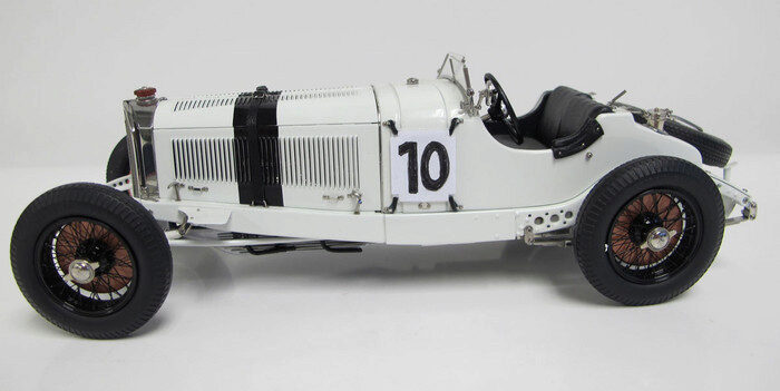 CMC M-188 Mercedes-Benz SSKL,  1931 GP Germany #10 Hans Stuck, Limited Edition 1,000 pcs.