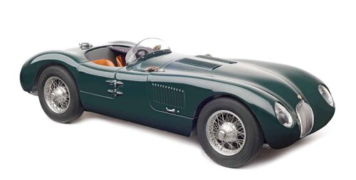 CMC M-191 Jaguar C-Type, 1952 (British Racing Green)