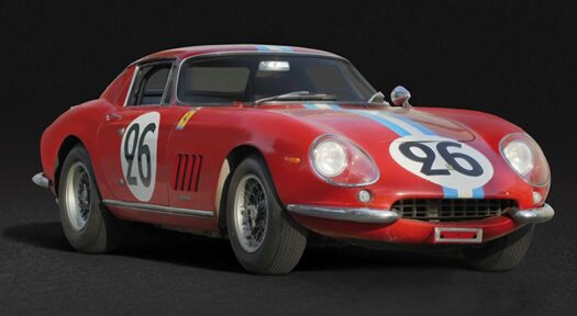 CMC M-199 Ferrari 275 GTB/C (further variations will follow)