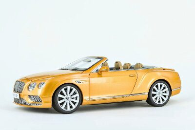 JADI PA98232 Bentley Continental GT Convertible, gold