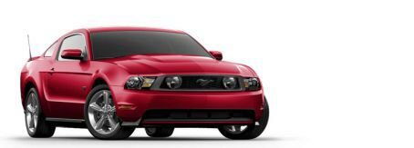 Greenlight 12813 Ford Mustang GT 2010, Torch Red