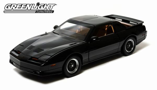 Greenlight 12922 1989 Pontiac Trans Am black