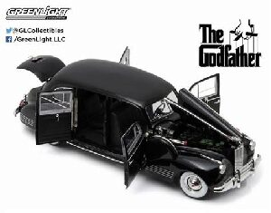 Greenlight 12948 1941 Packard Super Eight One-Eight