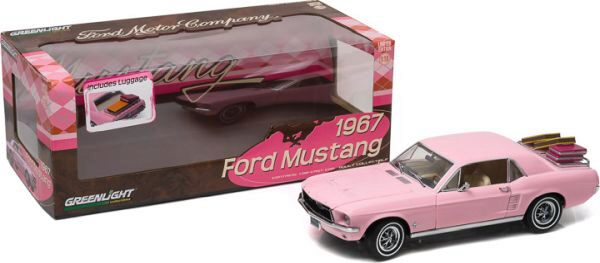 Greenlight 12966 1967 Ford Mustang Coupe