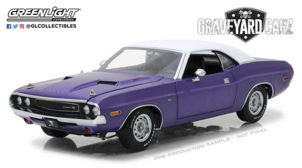 Greenlight 13515 Dodge Challenger R/T 1970