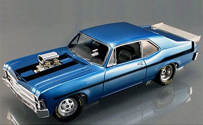 Greenlight 18809 GMP 1970 Chevrolet Nova 1320 Kings Drag Car