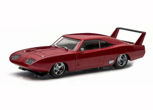 Greenlight 19003 F&F 1969 Dodge Charger Daytona