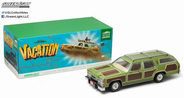 Greenlight 19013 1979 Family Truckster National Lampoons Vacation
