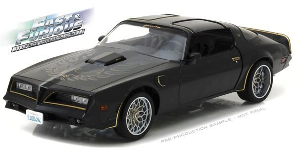 Greenlight 19026 1978 Pontiac Firebird Trans Am