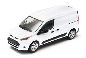 Greenlight 86044 2015 Ford Transit Connect (V408), white