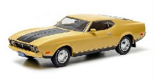 Greenlight 86412 1973 Ford Mustang Eleanor - Gone in 60 seconds