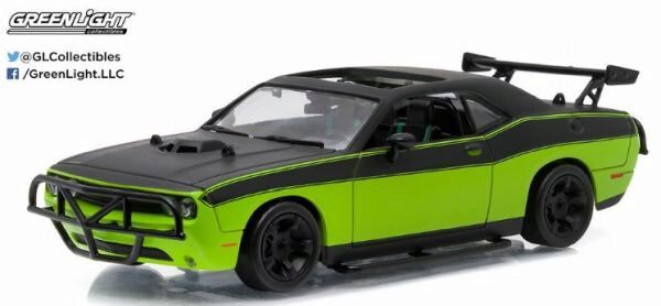Greenlight 86230 2014 Dodge Challenger SRT 8