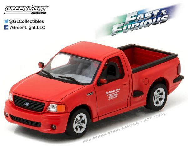 Greenlight 86235 1999 Ford F-150 SVT Lightning