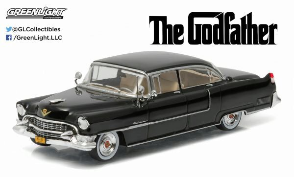 Greenlight 86492 1955 Cadillac Fleetwood Series 60 Special