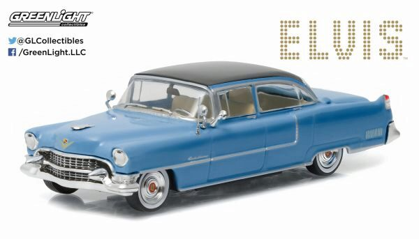 Greenlight 86493 1955 Cadillac Fleetwood Series 60 Special