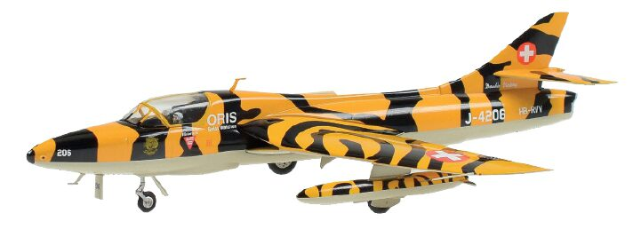 ACE 001206 J-4206 Hunter Mk.68 Tiger Look Doubleseater