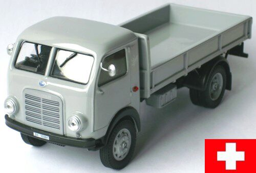 Tek-Hoby 101454 SAURER OM Pick-up, 1952