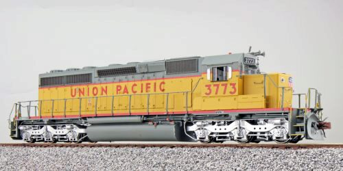 ESU 31451 Union Pacific SD 40-2 3773 DCS/ACS Ep.IV