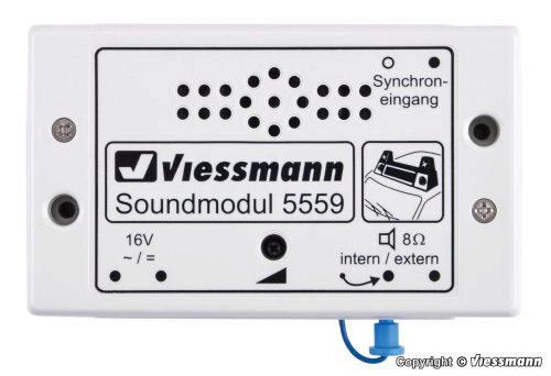 Viessmann 5559 Soundmodul Martinshorn
